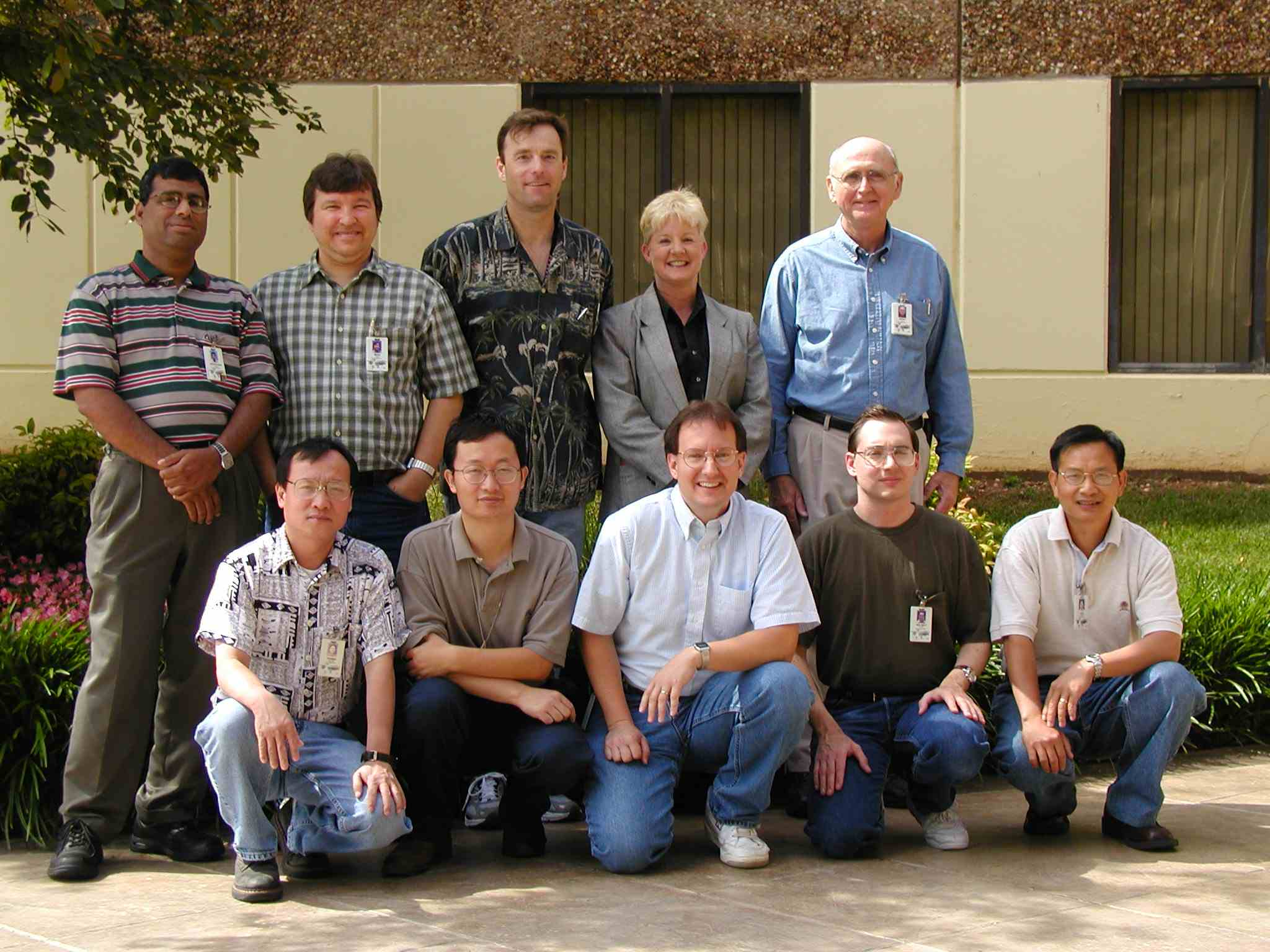 SEAGATE TECH, INC - ORION TESTER DEVELOPMENT TEAM